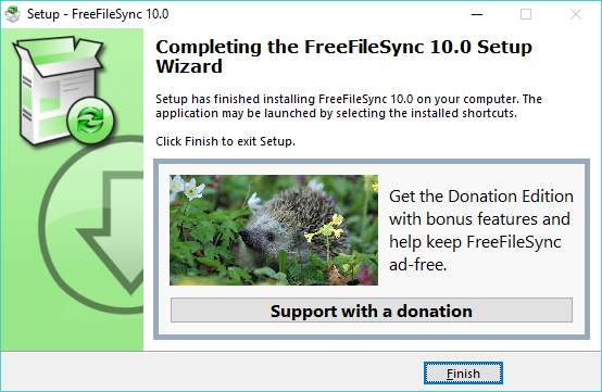 FreeFileSync Installer